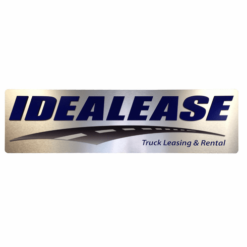 Idealease 5' Wall Sign