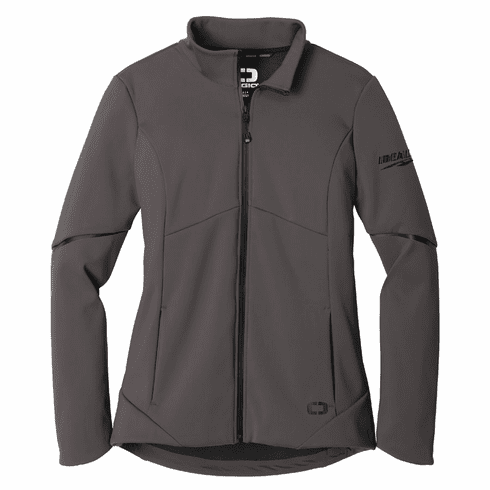 Ladies' OGIO Exaction Soft Shell Jacket