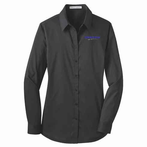 Ladies' Port Authority Stretch Poplin Shirt