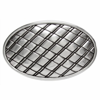Basket Weave Belt Buckle