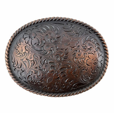 H8136 SCVRB Copper Belt Buckle