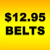 Only $14.95 Belts