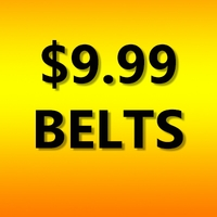 Only $9.99 Belts