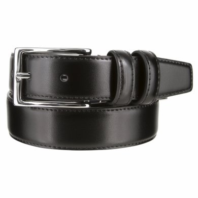"RB30  Casual or Dress Men's Genuine Leather Belt 1 1/8"" Wide"