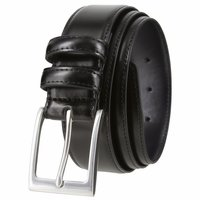 "RB35 Men's Casual or Dress Genuine Leather Belt 1 3/8"" Wide"