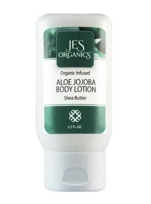 Aloe Jojoba Hand & Body Lotion with Shea Butter 2 oz