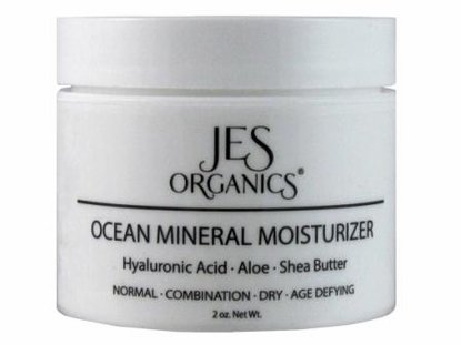 Ocean Mineral Moisturizer with Hyaluronic Acid, & Frankincense