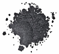 Loose Mineral Eye Shadow Charcoal (Shimmer)