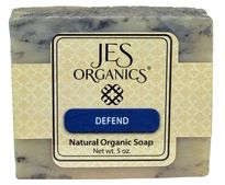 Natural Organic Handcrafted Defend Soap Bar