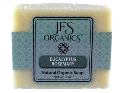 Natural Organic Handcrafted Eucalyptus Rosemary Soap Bar