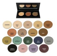 SAVE ON PALETTE: Pressed Organic Eyeshadow Trio in Choice of Colors