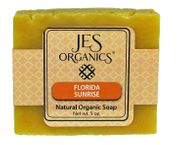 Natural Organic Handcrafted Florida Sunrise Soap Bar