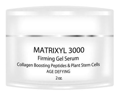 Matrixyl 3000 Peptide Collagen Boosting Firming Serum with Plant Stem Cells, Argan, Hyaluronic Acid & Frankincense