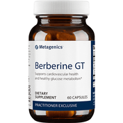 Metagenics Berberine GT - Supports cardiovascular health and healthy glucose metabolism*