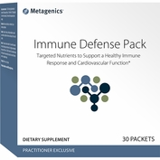 Metagenics Immune Defense Pack - Targeted Nutrients to Support a Healthy Immune Response and Cardiovascular Function