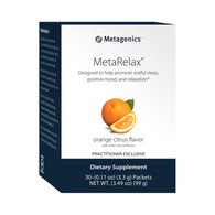 Metagenics MetaRelax - Promote restful sleep, positive mood, and relaxation
