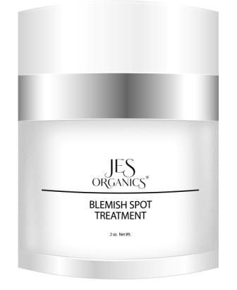 Natural Blemish Spot Treatment and Clearing Mask with Colloidal Silver & Botanicals