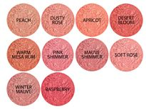 Natural Loose Mineral Blush - SEE COLOR CHOICES