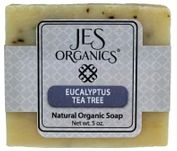Natural Organic Handcrafted Eucalyptus Tea Tree Soap