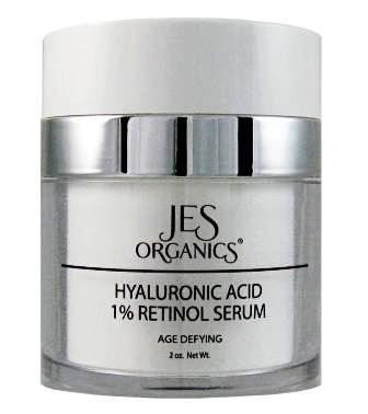 Hyaluronic Acid 1% Retinol Serum with Aloe & Jojoba
