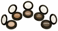 Natural Pressed Eyebrow Powder