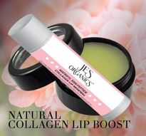 Matrixyl 3000 Peptide Collagen Boosting Organic Lip Balm