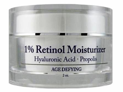 1% Retinol Moisturizer with Hyaluronic Acid