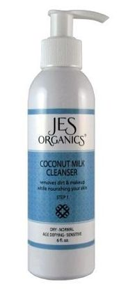 Coconut Milk Cleanser (Dry, Sensitive, Normal, Mature Skin) - Choice of Sizes