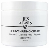 Vitamin C Rejuvenating Cream with CoQ10, Glycolic Acid & Peptides