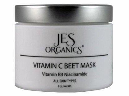 Vitamin C Beet-Niacinamide (Vitamin B3) Mask (All Skin Types)