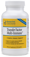 Transfer Factor Multi-Immune Researched Nutritionals