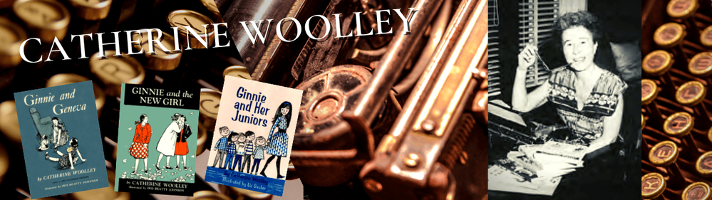 Catherine Woolley Books