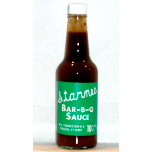10 oz Bottle of Starnes Sauce