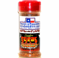 4 oz Bottle of Campfire Steak Rub