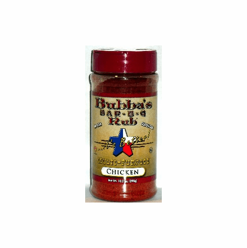 Bubba's Chicken Rub
