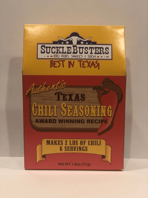 Sucklebusters Chili Kit