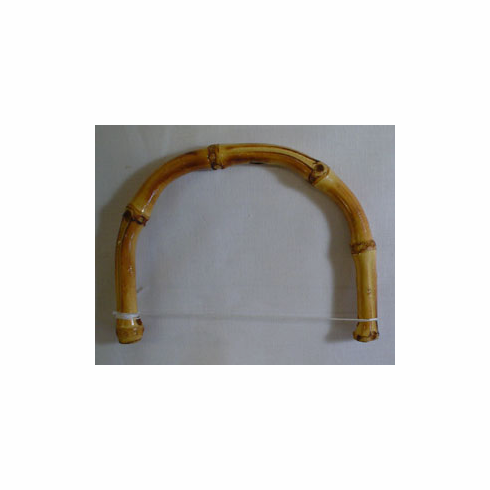 """Bamboo Handle Arch 8"""" x 7"""""""