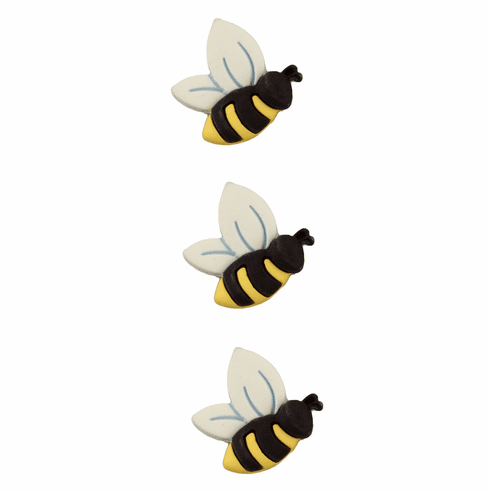 Bees Buttons