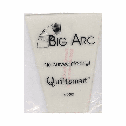 Big Arc Template Quiltsmart