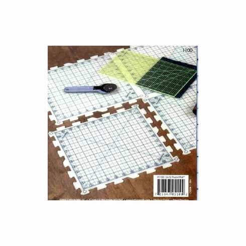 Cottage Mills Adjoining Puzzle Mats