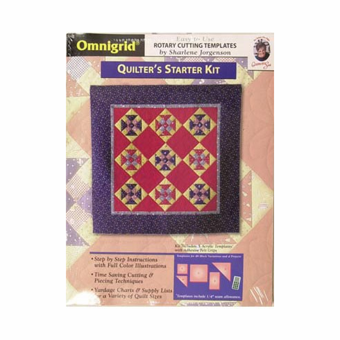 Cutting Template - Quilter's Starter Kits