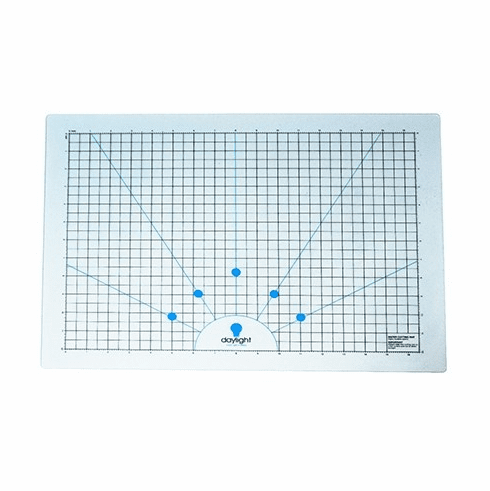 "Daylight Wafer 2 Cutting Mat, 14.7"" H x 18.90"" W (36cm x 48cm)"