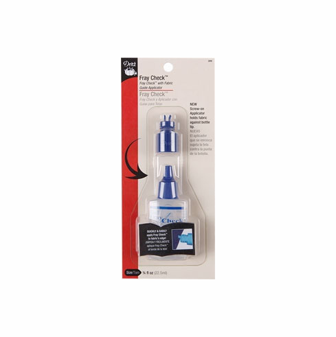 Dritz Fray Check with Fabric Guide Applicator