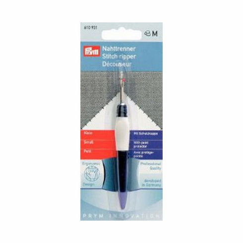 Ergonomic Design Small Seam Ripper with Point Protector