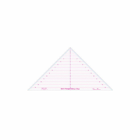 Extra Large Set In Triangle Ruler