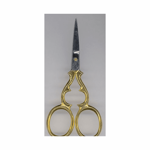 Gold Handle Embroidery Scissors