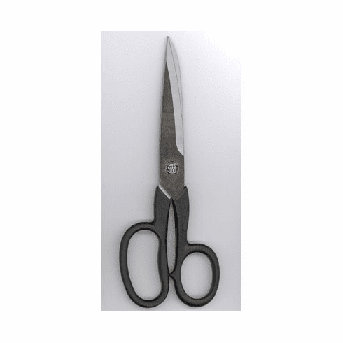 """Henckels 7"""" Sewing Shears (Hot-Forged & Chrome Plated with a Leather Sheath Included)"""