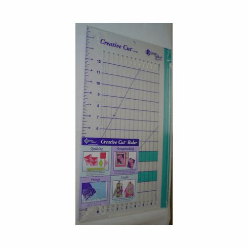 June Tailor Creative Cut Ruler