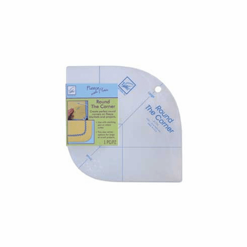 June Tailor Round the Corner Ruler