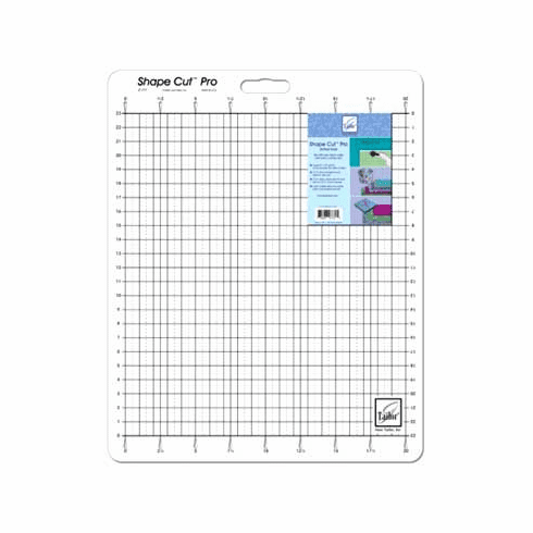 June Tailor Shape Cut Pro Slotted Ruler